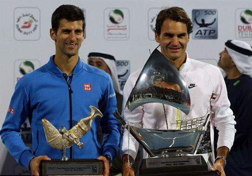 Hạ nhanh Djokovic, Federer tự nhận may mắn - 1