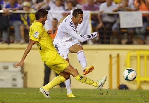 Real – Villarreal: Bớt cái đẹp, tăng hiệu quả - 1