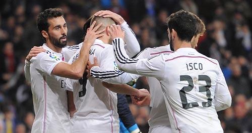 Real – Villarreal: Bớt cái đẹp, tăng hiệu quả - 2