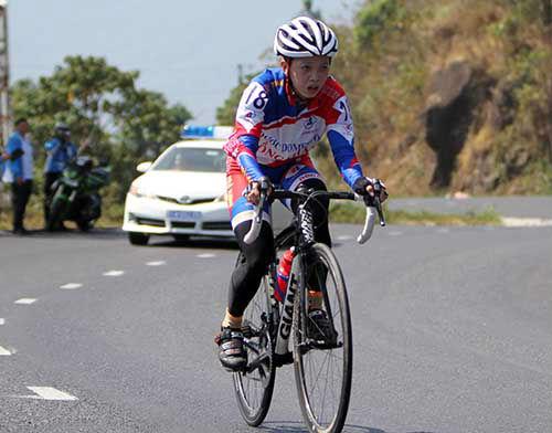 VĐV mô tô tử nạn khi bảo vệ đoàn đua ở Đồng Nai - 4