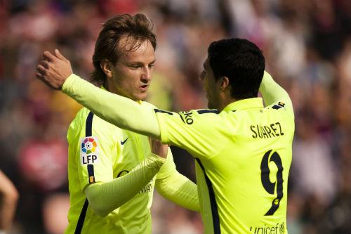 """Barca đại thắng: Chào những """"Quý ngài hoàn hảo"""" - 2"""