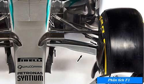 """F1 2015: Với W06, Mercedes vẫn """"vô đối"""" (P1) - 2"""
