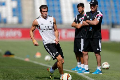 Real: Khi Bale trở lại để giải hạn - 1