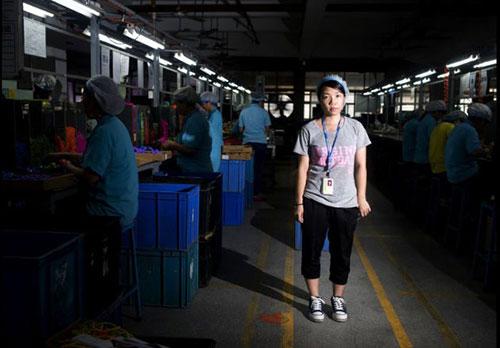 Ảnh: Cuộc sống của các lao động xa quê ở Trung Quốc - 4