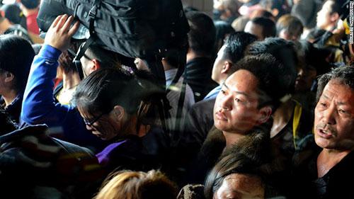 Ảnh: Cuộc sống của các lao động xa quê ở Trung Quốc - 3
