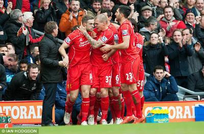 TRỰC TIẾP Liverpool - Man City: Phần thưởng xứng đáng (KT) - 6