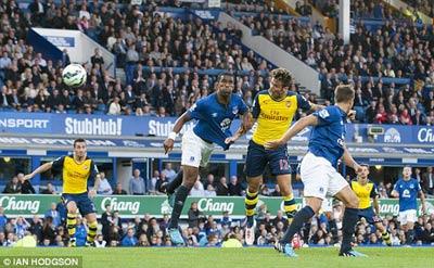 TRỰC TIẾP Arsenal - Everton: Dấu chấm hết (KT) - 4