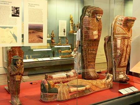 Kì lạ cô gái đến từ... Ai Cập cổ đại - 2