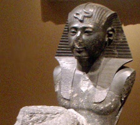 Kì lạ cô gái đến từ... Ai Cập cổ đại - 4