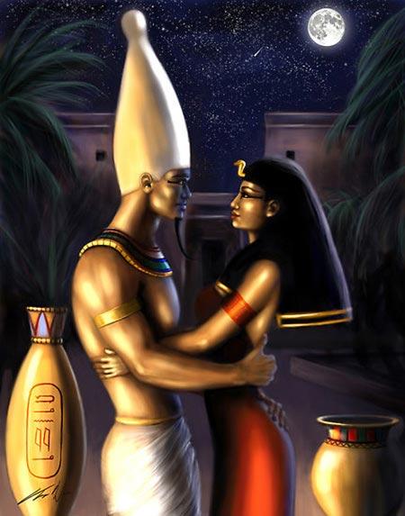 Kì lạ cô gái đến từ... Ai Cập cổ đại - 3