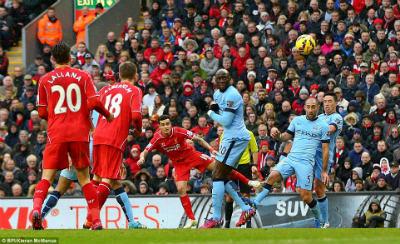 TRỰC TIẾP Liverpool - Man City: Phần thưởng xứng đáng (KT) - 9