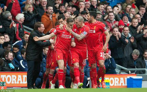 TRỰC TIẾP Liverpool - Man City: Phần thưởng xứng đáng (KT) - 3