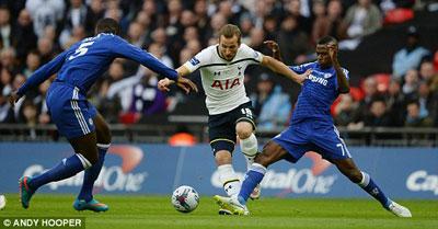 TRỰC TIẾP Chelsea – Tottenham: Diego Costa lên tiếng (KT) - 3