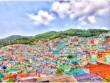 Đã mắt với ngôi làng rực rỡ nhất Hàn Quốc