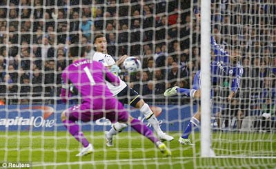 TRỰC TIẾP Chelsea – Tottenham: Diego Costa lên tiếng (KT) - 6