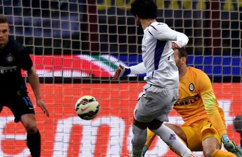 Inter - Fiorentina: Một phút sảy chân - 1