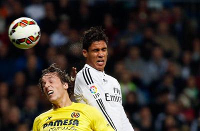 TRỰC TIẾP Real - Villarreal: Sức ép khủng khiếp (KT) - 3