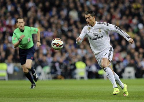 Real - Villarreal: Đối thủ khó chịu - 1