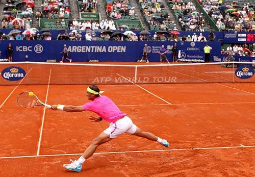 """Nadal - Monaco: Vinh quang trên """"đất mẹ"""" (CK Argentina Open) - 1"""