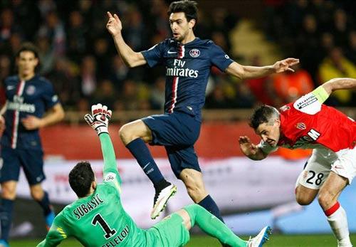 """Monaco - PSG: Lỡ cơ hội """"vàng"""" - 1"""