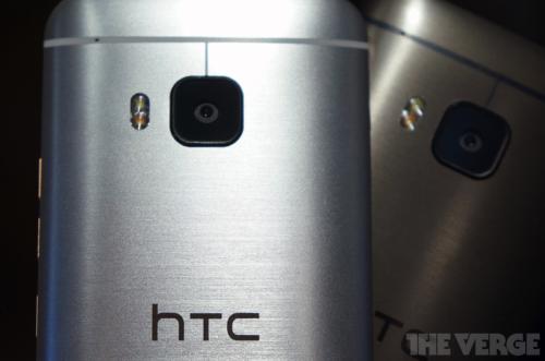 HTC One M9 trình làng: Thiết kế ấn tượng, cấu hình ổn - 3