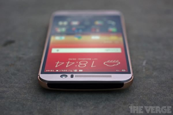 HTC One M9 trình làng: Thiết kế ấn tượng, cấu hình ổn - 4