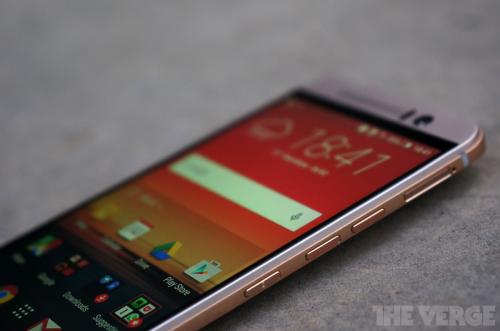 HTC One M9 trình làng: Thiết kế ấn tượng, cấu hình ổn - 2