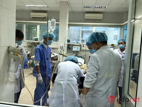 Nhầm lao màng não thành nghén: Thai phụ tử vong - 1