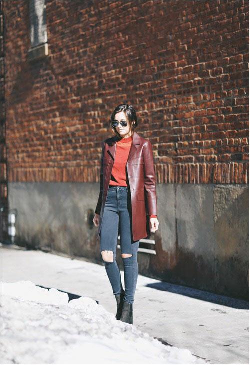 Jeans rách: Đặc quyền của nàng cá tính - 9