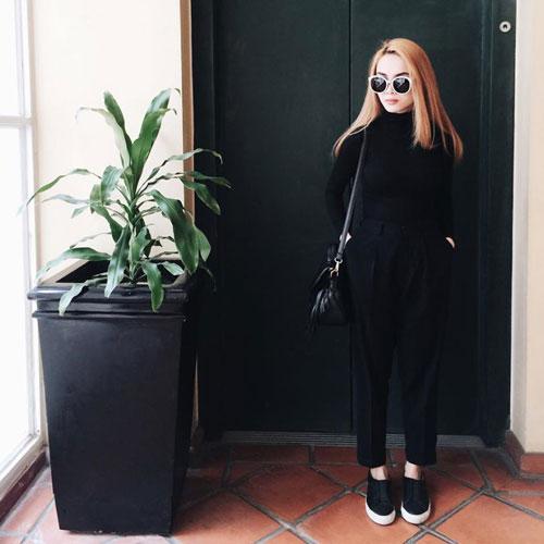 Ai không nên mặc màu đen? - 2