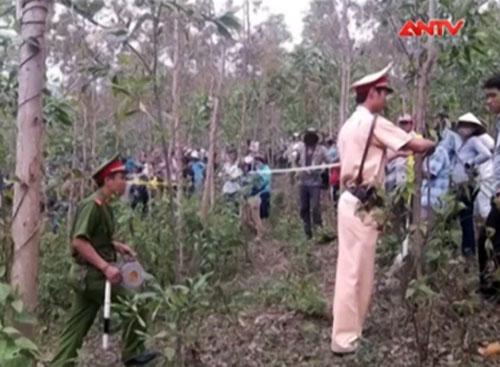 Nữ SV chết trong rừng: Hé lộ nguyên nhân tử vong - 1