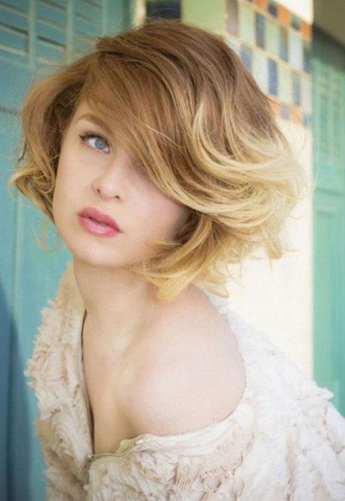 """15 kiểu nhuộm ombre cho tóc ngắn cực """"hot"""" - 12"""