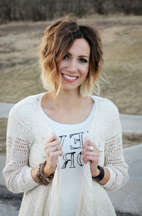 """15 kiểu nhuộm ombre cho tóc ngắn cực """"hot"""" - 5"""