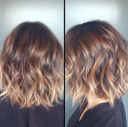"""15 kiểu nhuộm ombre cho tóc ngắn cực """"hot"""" - 3"""