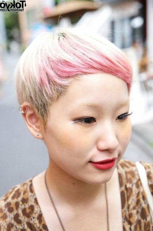 """15 kiểu nhuộm ombre cho tóc ngắn cực """"hot"""" - 11"""