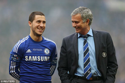 """Chùm ảnh Mourinho: """"Người đặc biệt"""" nhất ở Wembley - 3"""