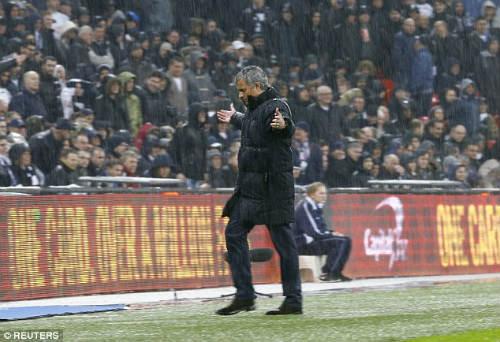 """Chùm ảnh Mourinho: """"Người đặc biệt"""" nhất ở Wembley - 6"""