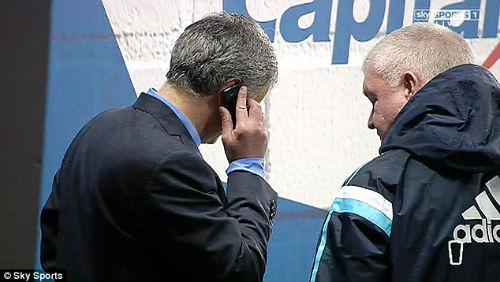 """Chùm ảnh Mourinho: """"Người đặc biệt"""" nhất ở Wembley - 9"""