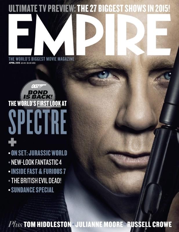 Đạo diễn 007 tiết lộ thân phận James Bond - 3