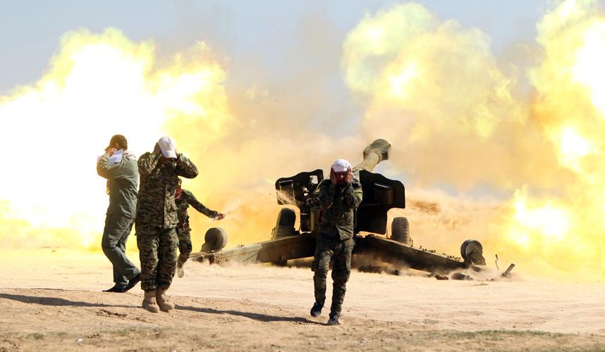 Iraq tập kết 27.000 quân tấn công quê hương Saddam Hussein - 2