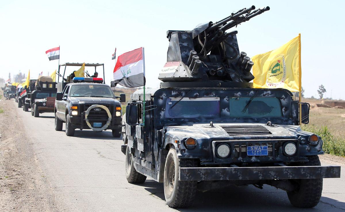 Iraq tập kết 27.000 quân tấn công quê hương Saddam Hussein - 1