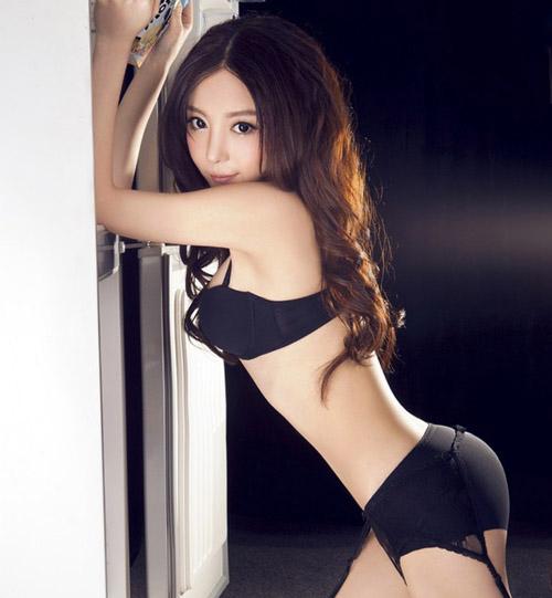 Hoa khôi trường điện ảnh TQ đẹp mong manh mà gợi cảm - 5