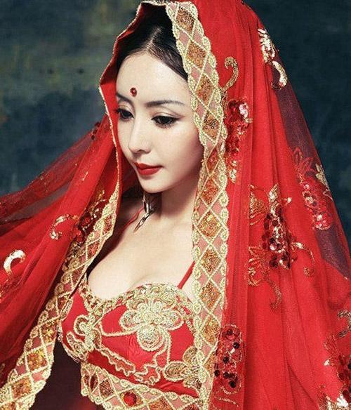 Hoa khôi trường điện ảnh TQ đẹp mong manh mà gợi cảm - 7