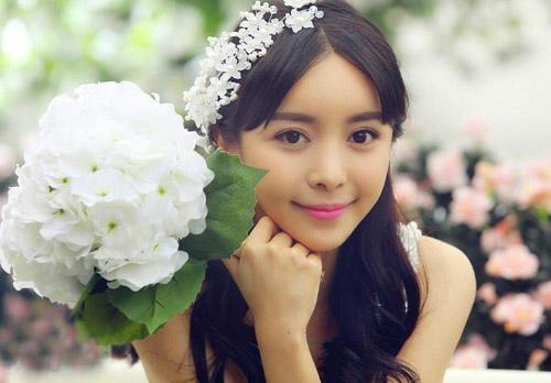 Hoa khôi trường điện ảnh TQ đẹp mong manh mà gợi cảm - 3