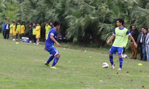"""HLV Miura: """"Công Phượng không bị lạc lõng ở U23 VN"""" - 2"""