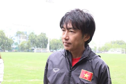 """HLV Miura: """"Công Phượng không bị lạc lõng ở U23 VN"""" - 1"""
