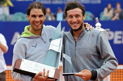 BXH tennis 2/3: Nadal lên số 3, Nishikori vào top 4 - 1