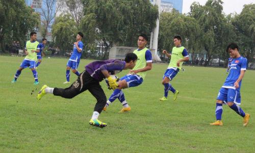 U23 VN: Đội Công Phượng bị đội của Tuấn Anh hạ đo ván - 10