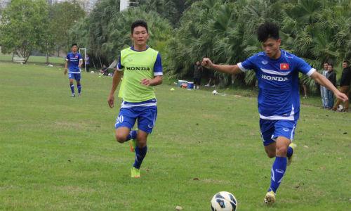 U23 VN: Đội Công Phượng bị đội của Tuấn Anh hạ đo ván - 7