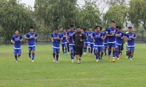 U23 VN: Đội Công Phượng bị đội của Tuấn Anh hạ đo ván - 1